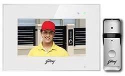 Godrej Seethru 7 Pro Wifi Video Door Phone Video door phones